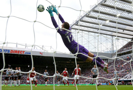 Newcastle x Arsenal - Premier League 2018/2019 - Campeonato Jornada 5