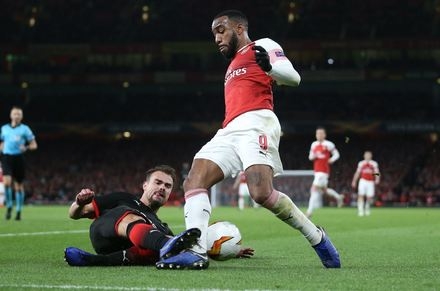 Arsenal x Rennes - Europa League 2018/2019 - Oitavos-de-Final  | 2ª Mão