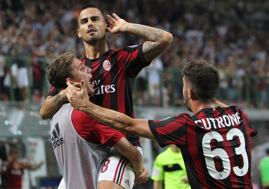 Resultado de imagem para Milan x Lazio