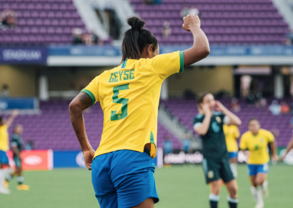 Brasil 4 x 1 Argentina - SheBelieves Cup 2021