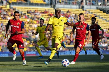 Columbus Crew 2-1 Real Salt Lake